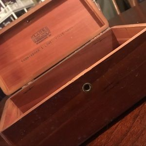 Vintage Lane Mini Cedar Chest